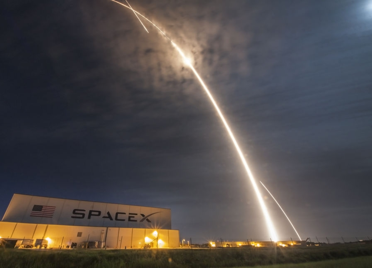 Musk's SpaceX Launches Second Batch of Starlink Satellites