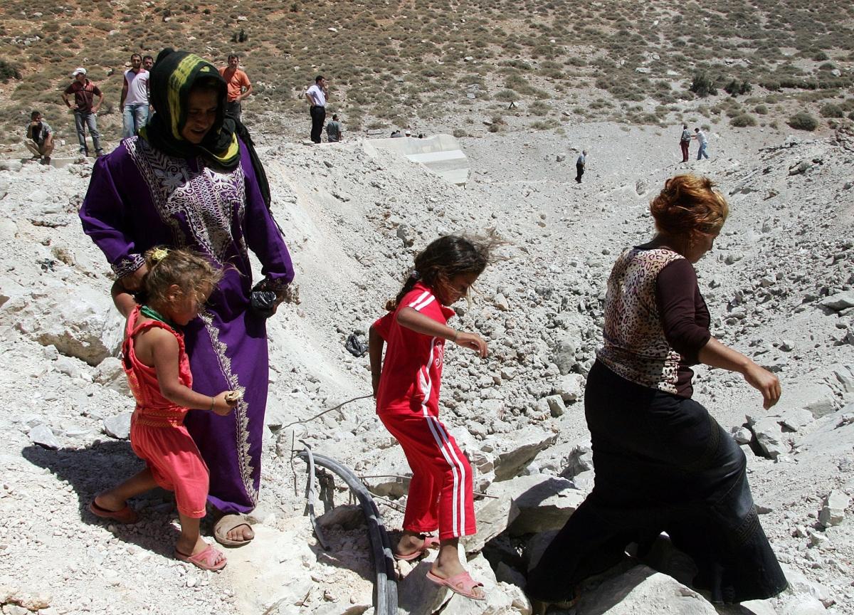 UN Probe Concludes Russian Bombings Were War Crimes in Syria