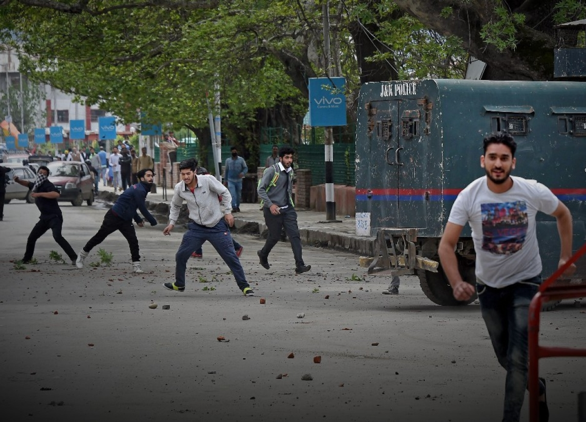Why The World Isn't Talking About Kashmir