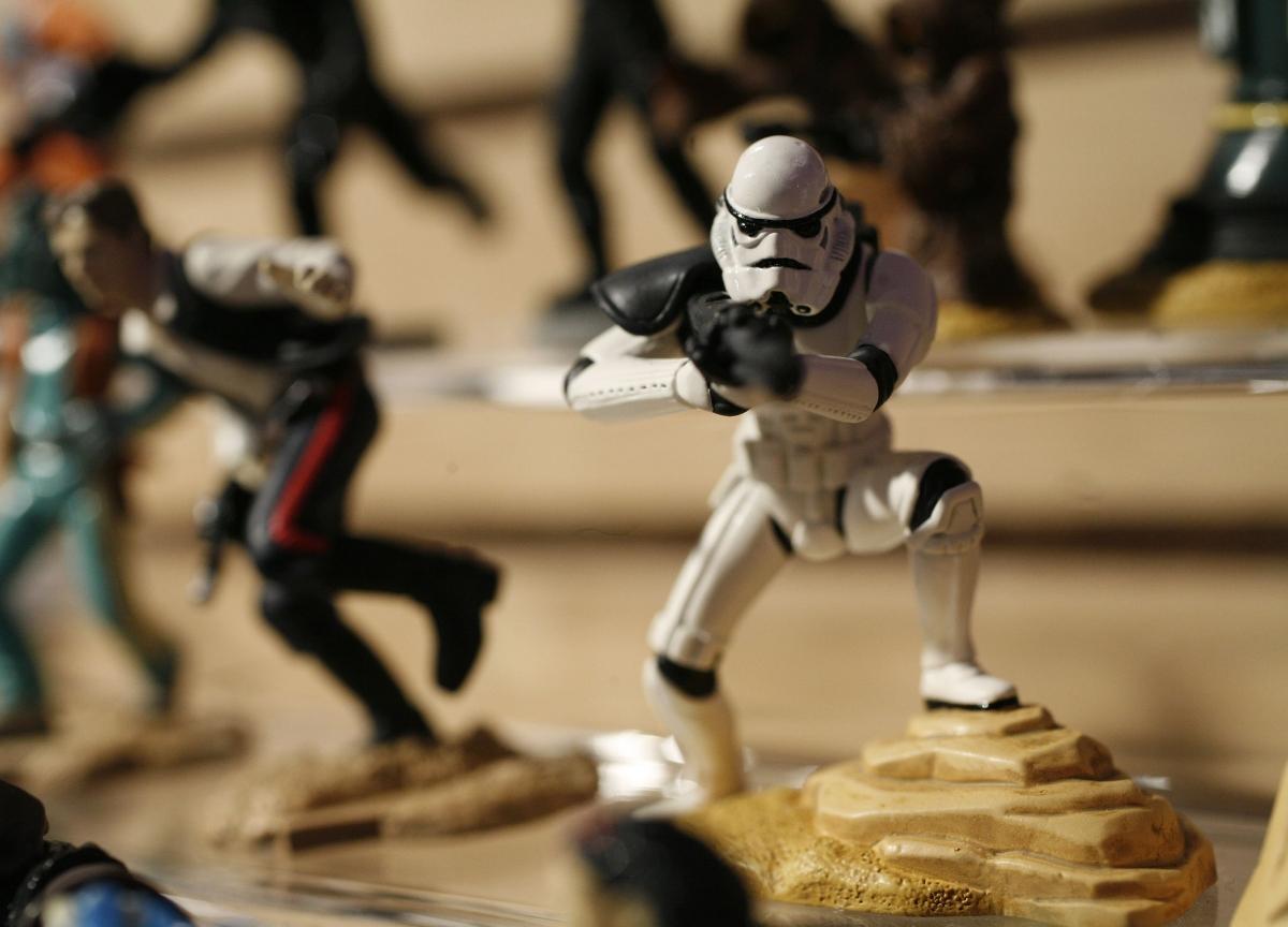 Disney Plans to Boost Spending on Parks, `Star Wars' Films
