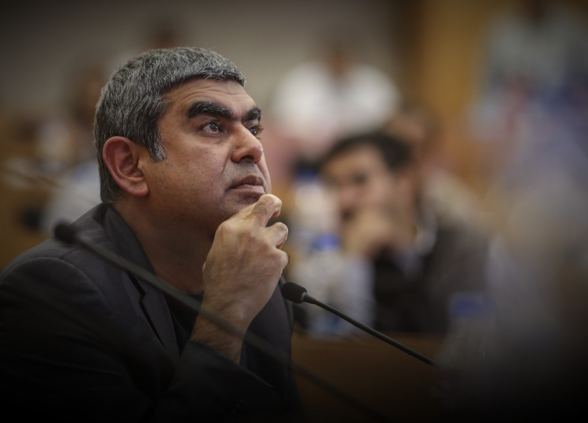 Vishal Sikka, Former Infosys CEO, Joins Oracle's Board Of Directors