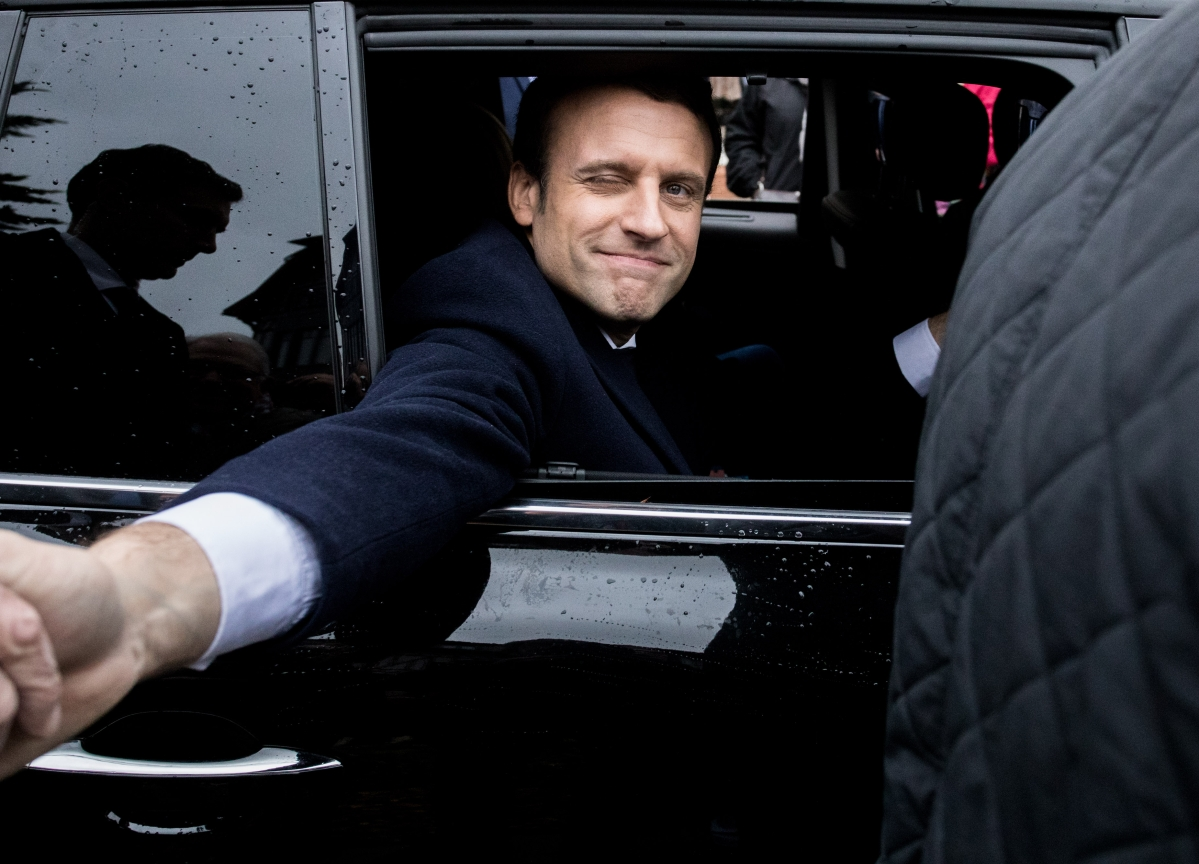 Macron's Bow to Italy Paves Way for Possible EU Migration Deal