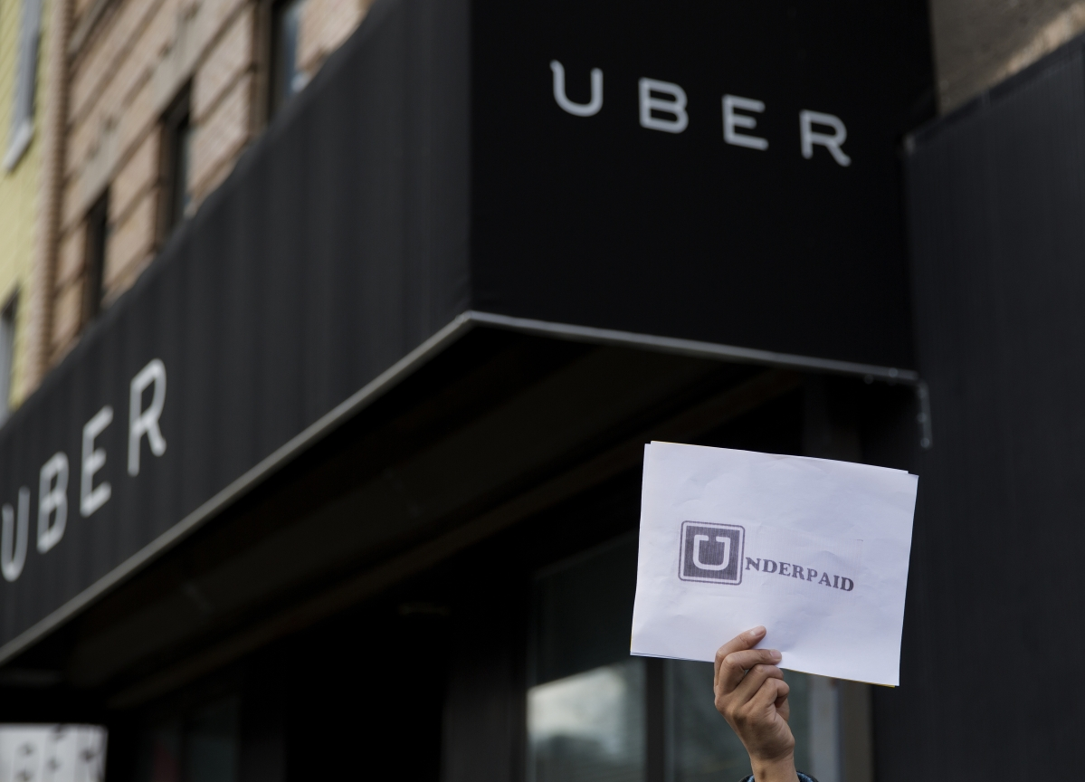 Uber Is Biggest Loser as SoftBank Counts IPO Returns