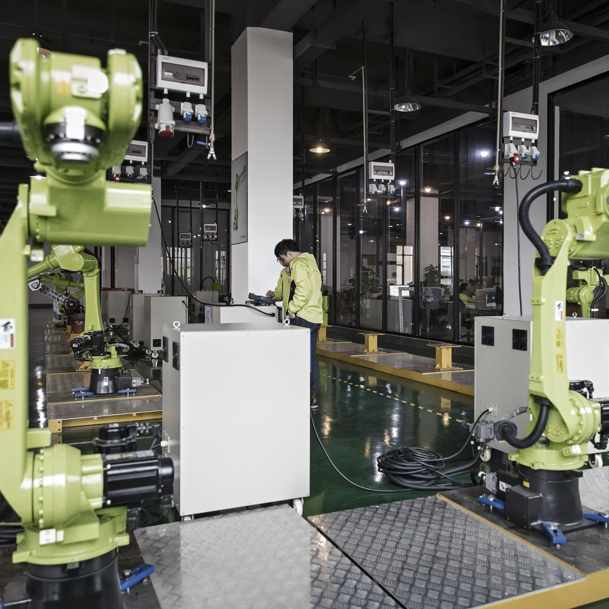 Industrial Internet Of Things: Re-Imagining The Future