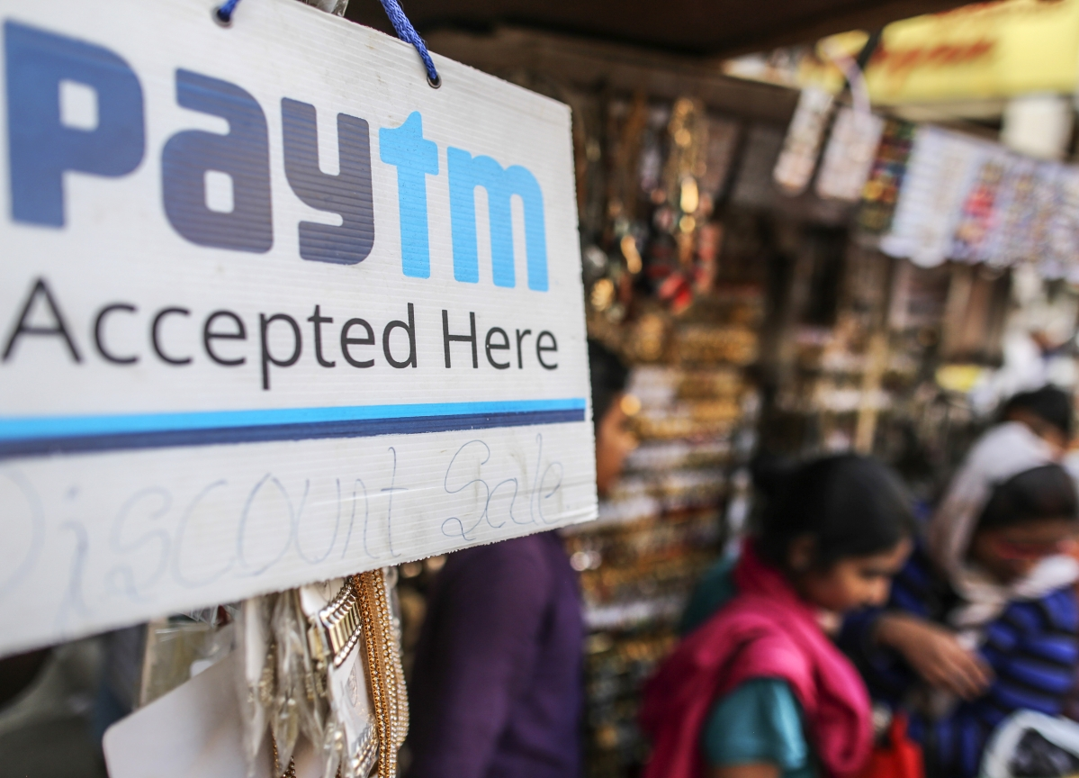 Alibaba-Backed Paytm Aims to Become World's Largest Digital Bank