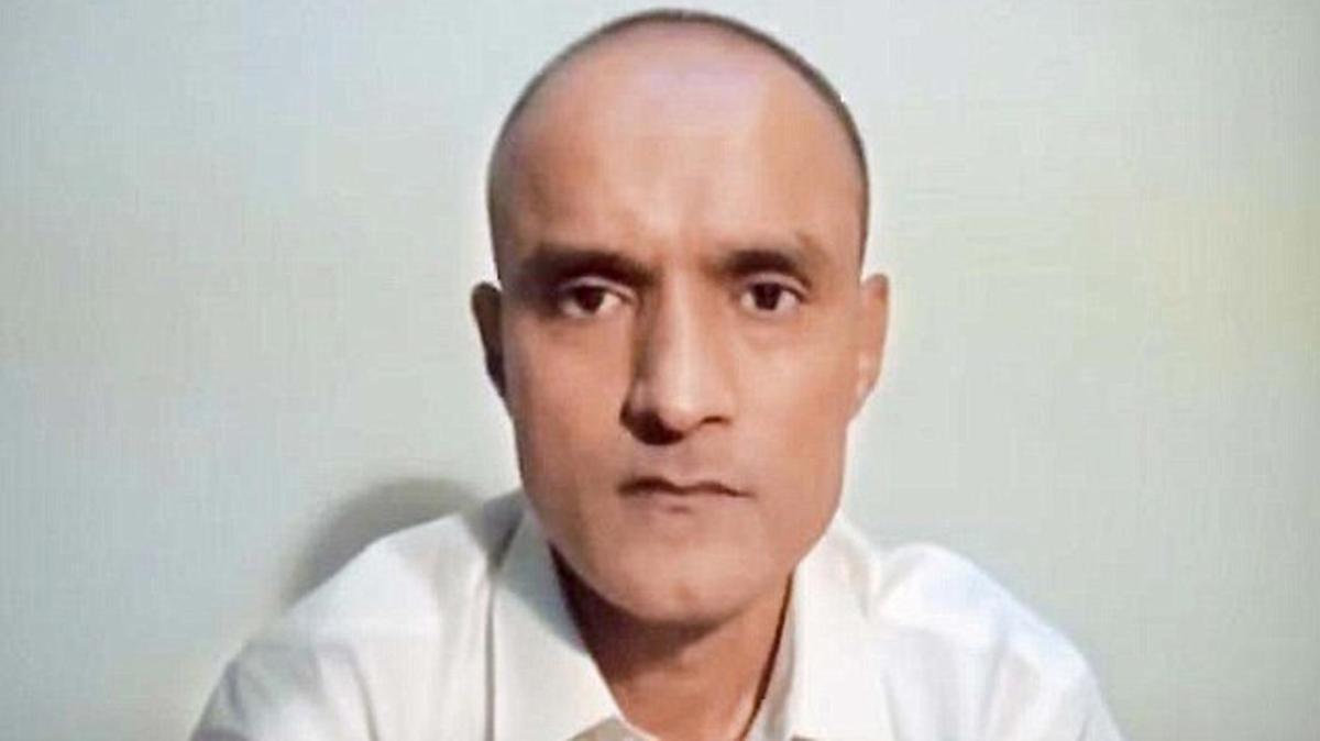 File image of Kulbhushan Jadhav. (Photo: PTI)