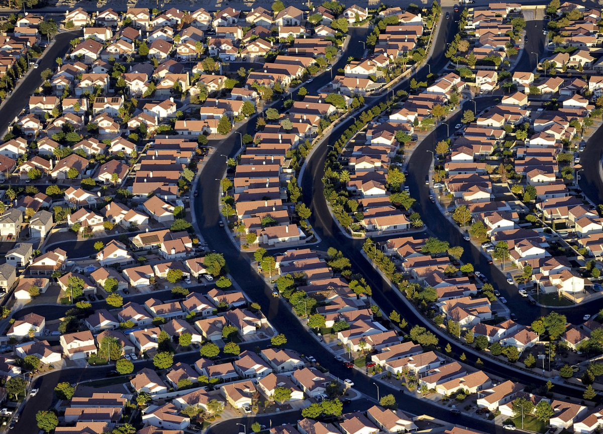 The Housing Moment Investors Dread Is Here