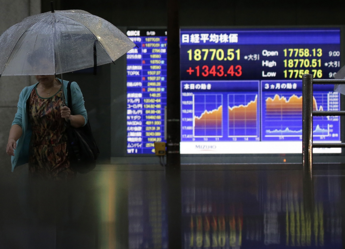 Stock Rout Erases 2018 Gains for S&P, Dow Indexes: Markets Wrap