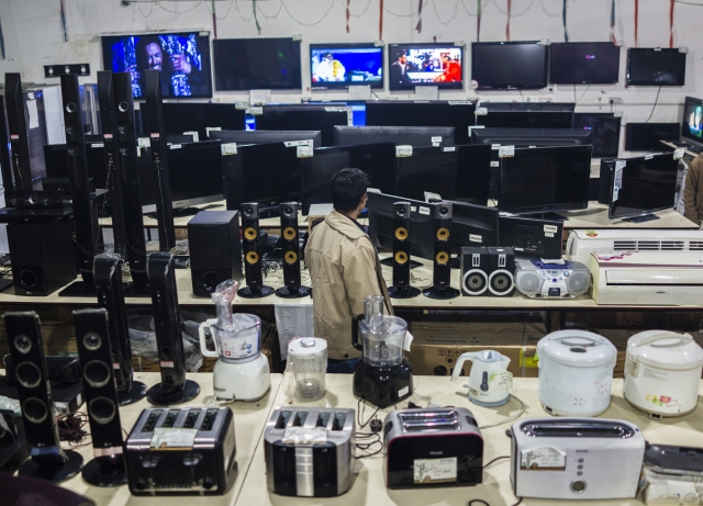 Electrical appliances prices dip with GST!