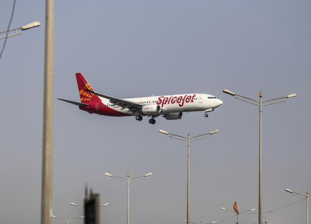 SpiceJet, Boeing Sign Pact For 40 737 MAX 10 Planes
