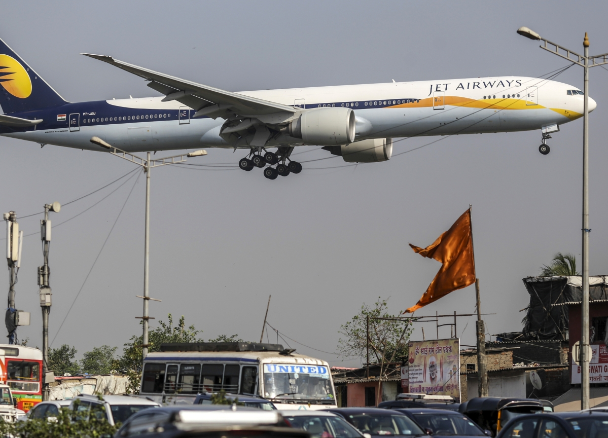 Etihad, Five Other Investors Express Early Interest In Jet Airways