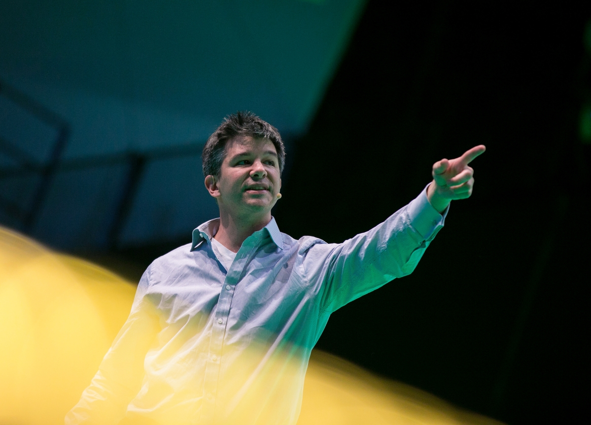 Travis Kalanick Sells 20% of HisStake in Uber After Lockup