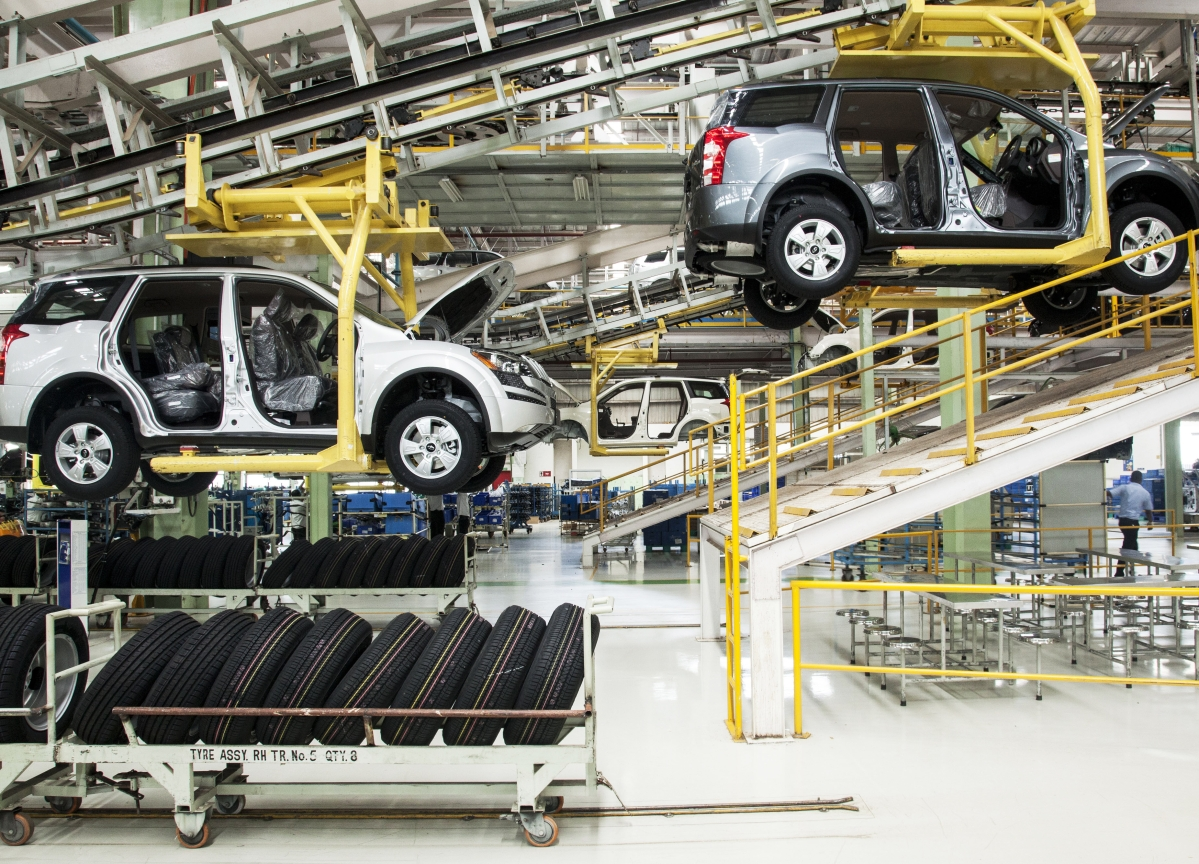 Mahindra & Mahindra To Suspend Production For 8-14 Days In Second Quarter Across Plants