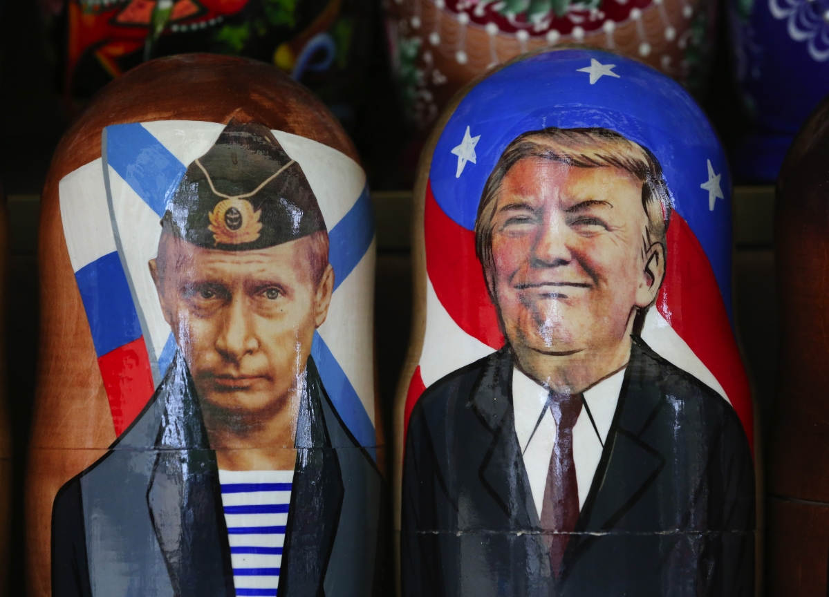 After Trump Snub, Kremlin Relishes Chance for Putin Meeting