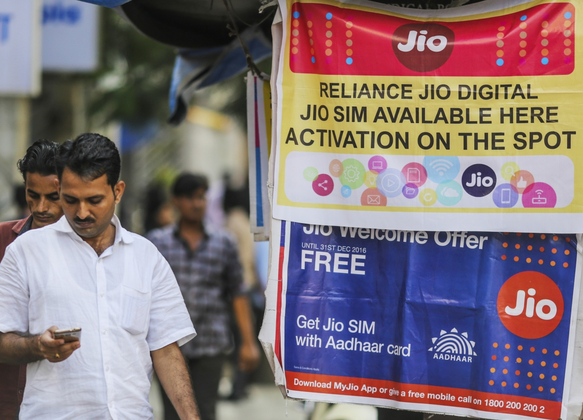 Reliance Jio Says TRAI's IUC Review Will Result In 'Windfall' Gains For Old Telecom Firms