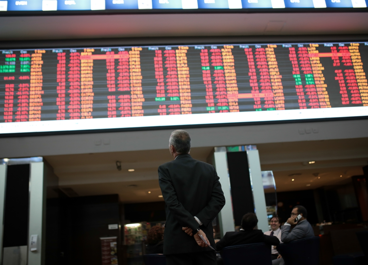 Worst Day in 21 Years Sends Brazil Stocks Into Bear Market