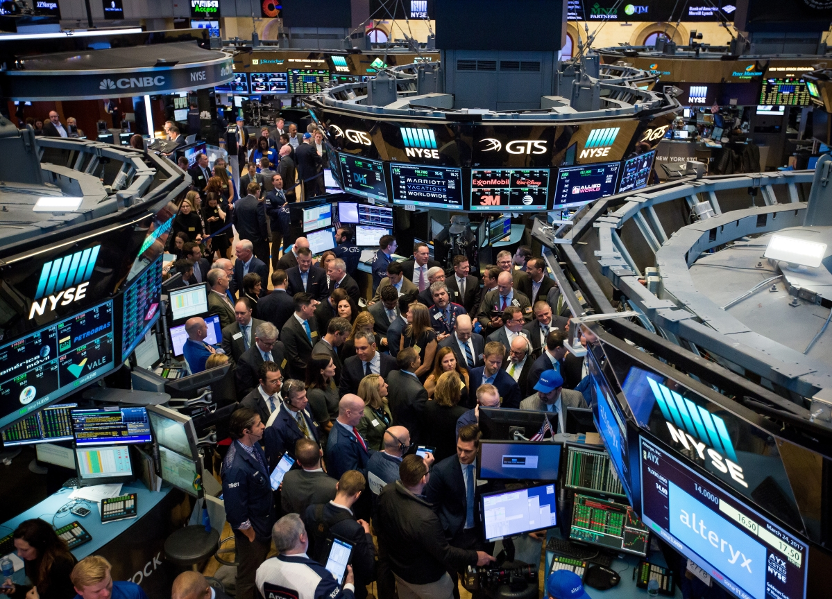 Stocks Rally on Trade Optimism; Treasuries Slip: Markets Wrap