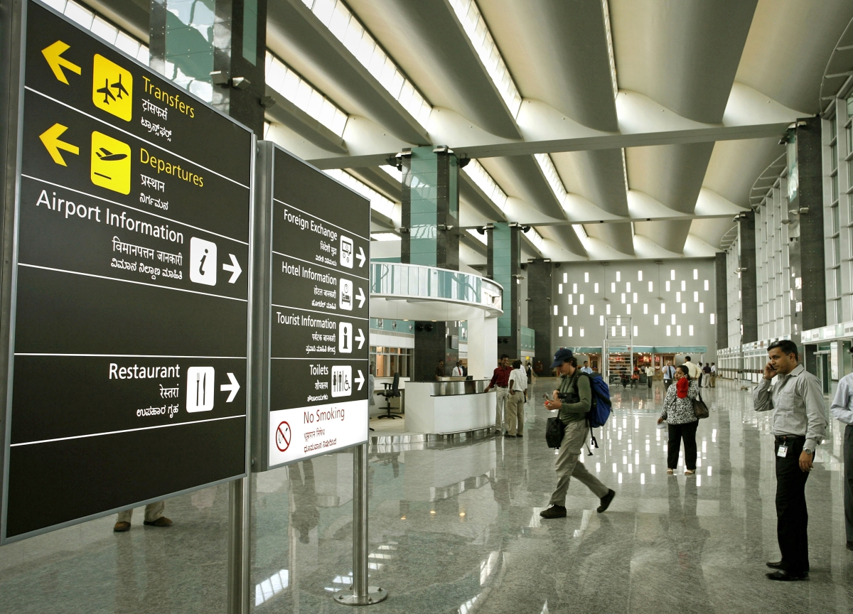 GMR Infrastructure Forms Panel To 'Spin Off' Airport Business