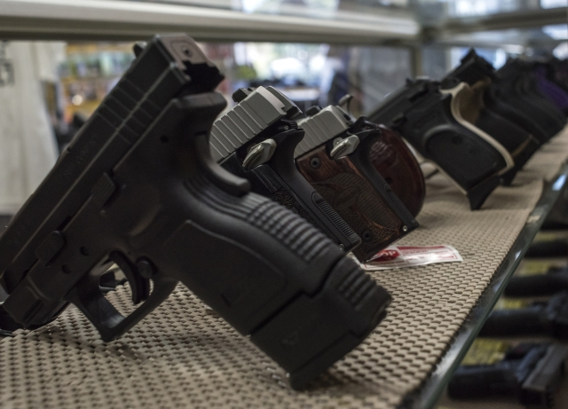 f71f8bcf119 Guns and More Guns  Will Wall Street Ever Let Go of Firearms