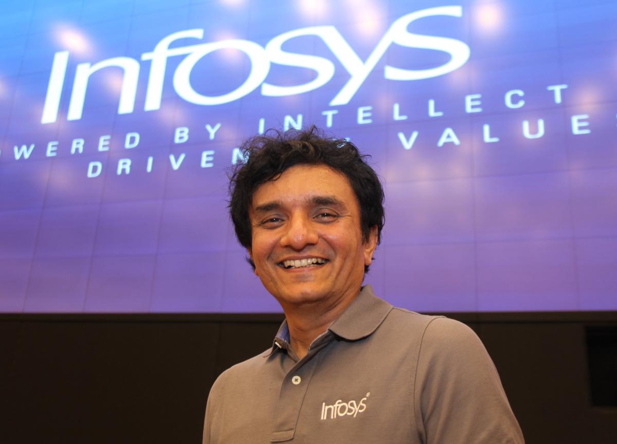 Infosys CFO MD Ranganath Resigns