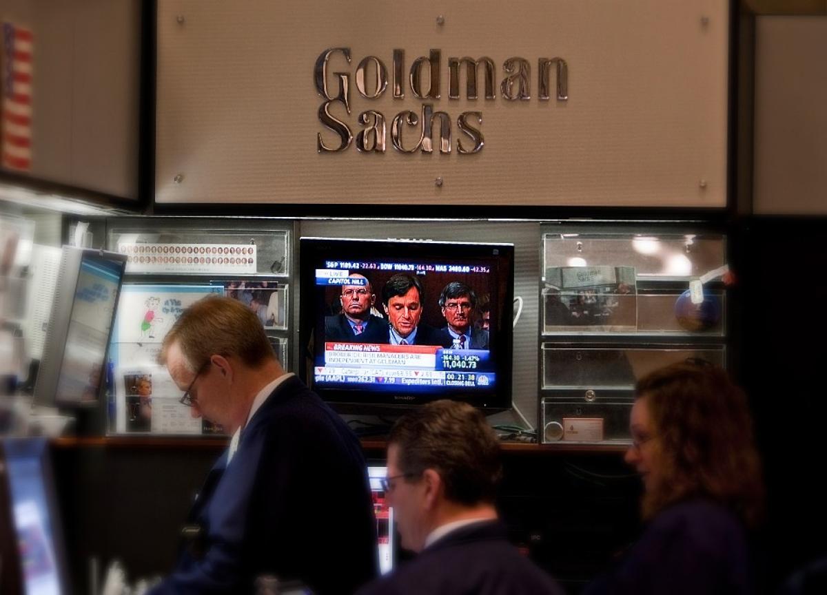 Goldman Names Four to Top Committee as Solomon Era Kicks Off