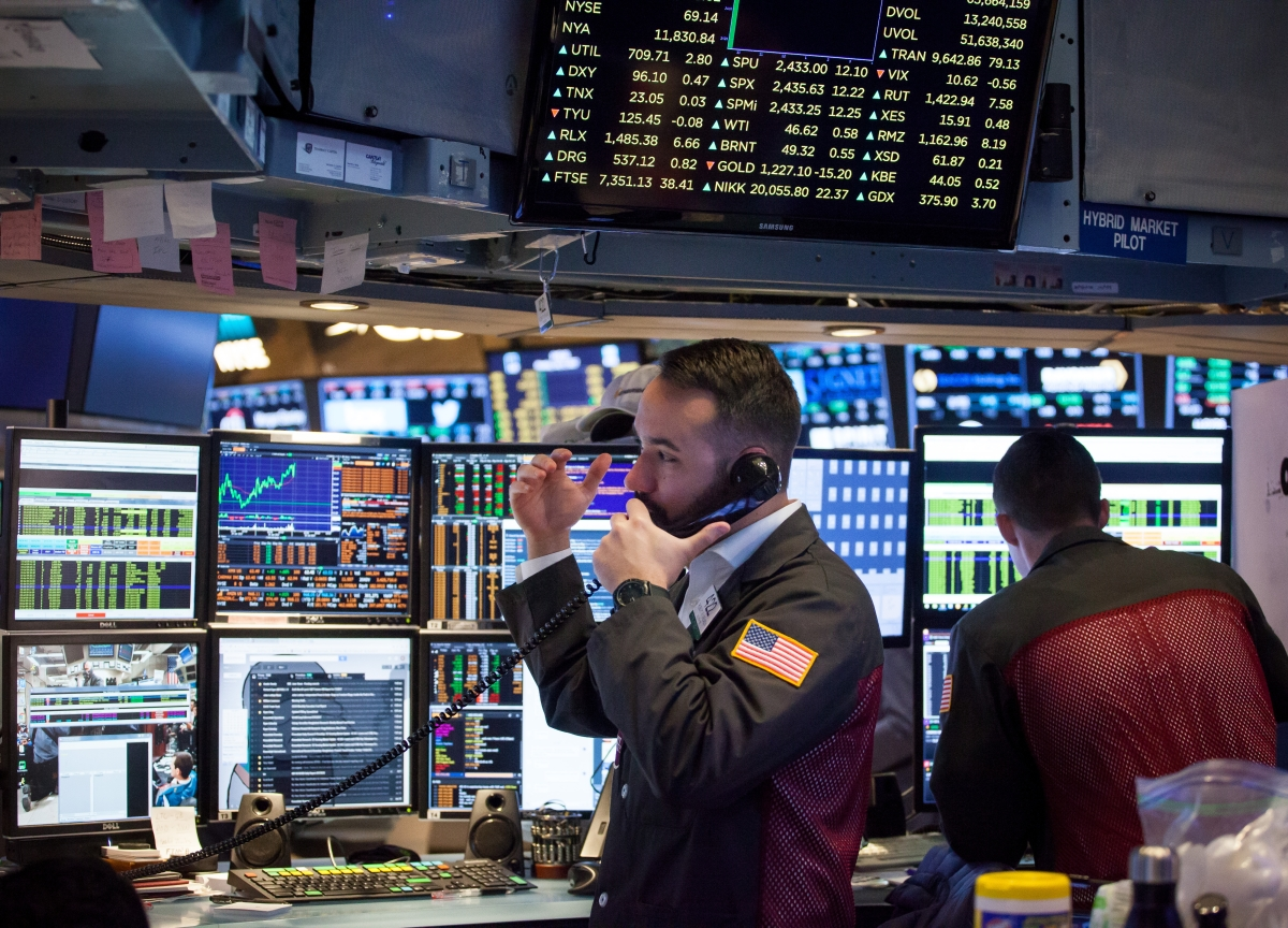 Stocks Surge on Bets Central Banks to Take Action: Markets Wrap