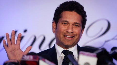 File photo of Sachin Tendulkar. (Source: PTI)