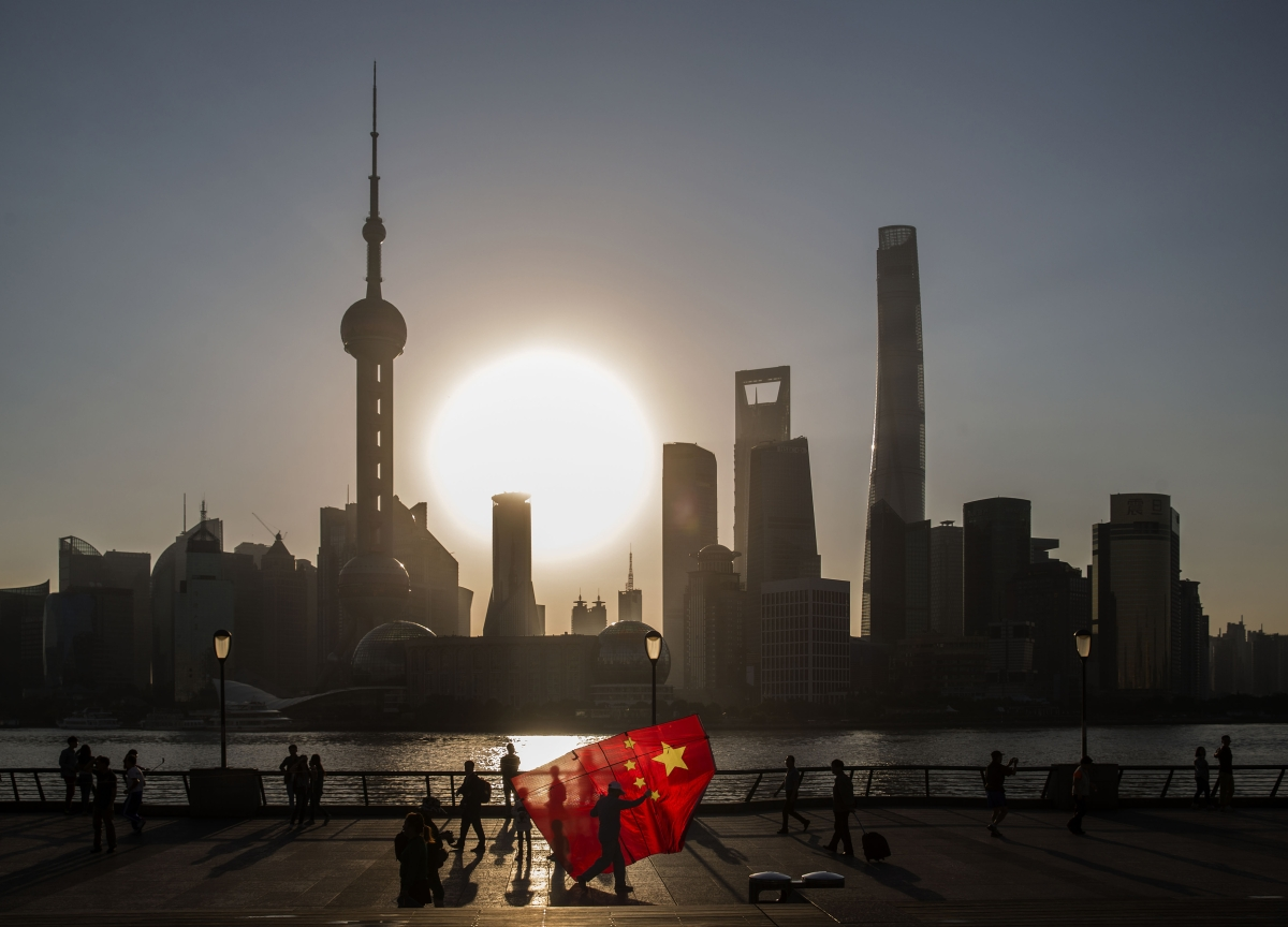 China Economy Seen in Deeper Contraction on Factory Drop