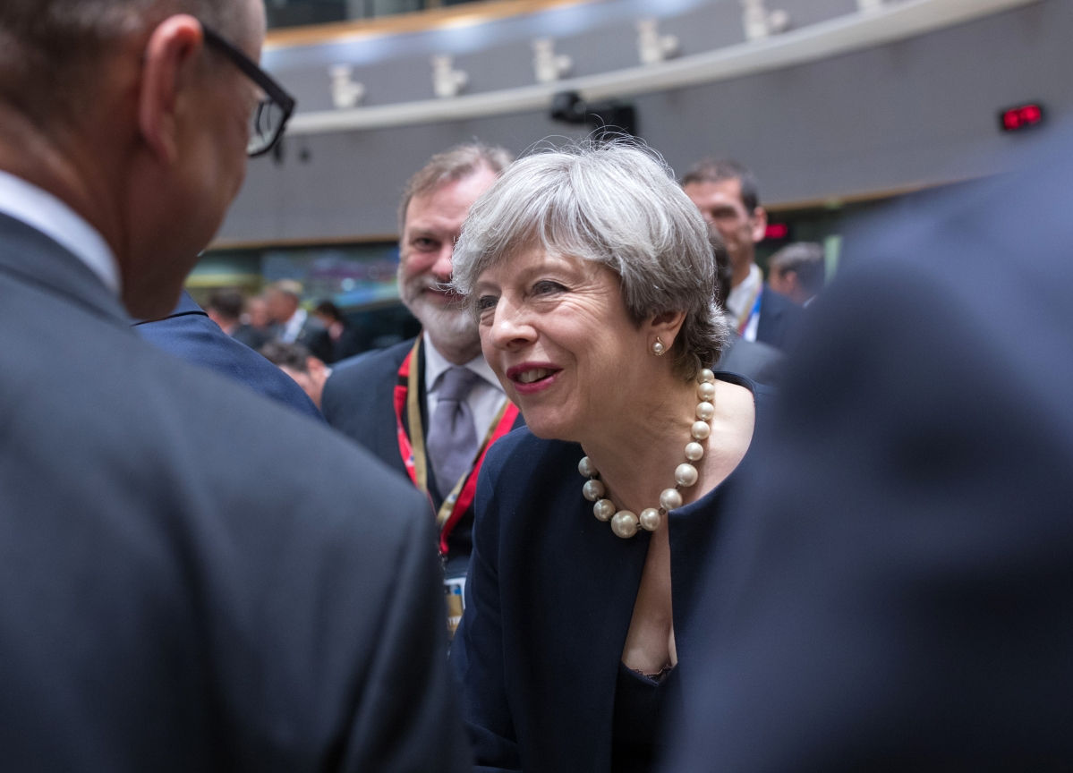 U.K. Set to TellEU It Doesn't Want to Renegotiate Brexit Deal