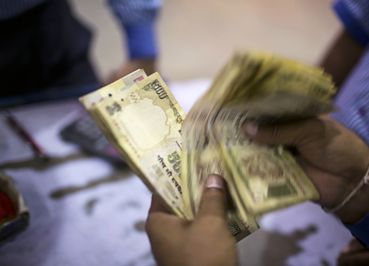 RBI Data Shows Amount Of Fake Currency Insignificant