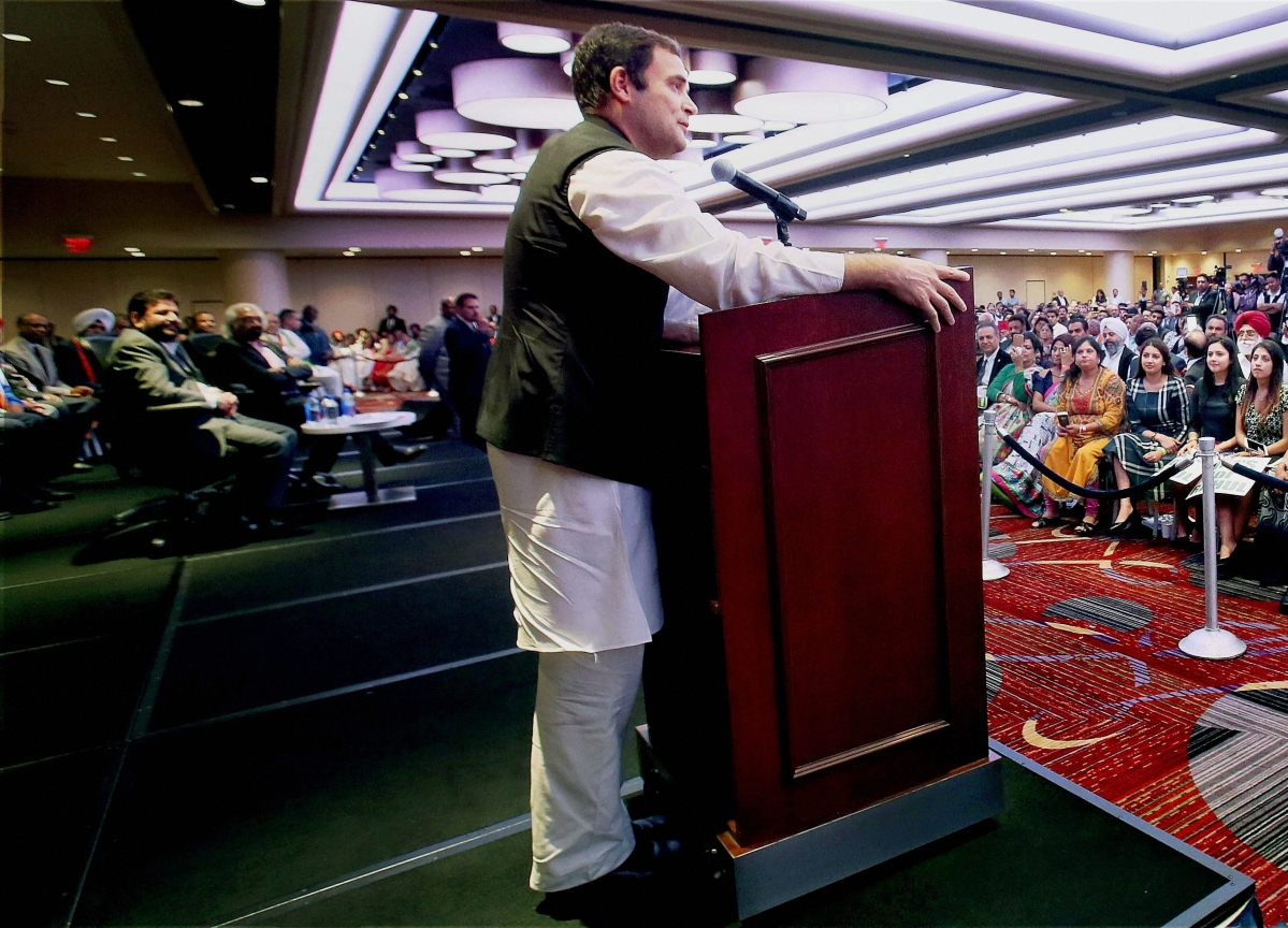 Will Rahul Gandhi's Global Outreach Yield Political Gains?