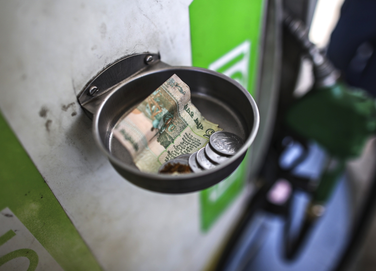 Crude Fell By Half, But Your Fuel Bill Didn't. Here's Why.