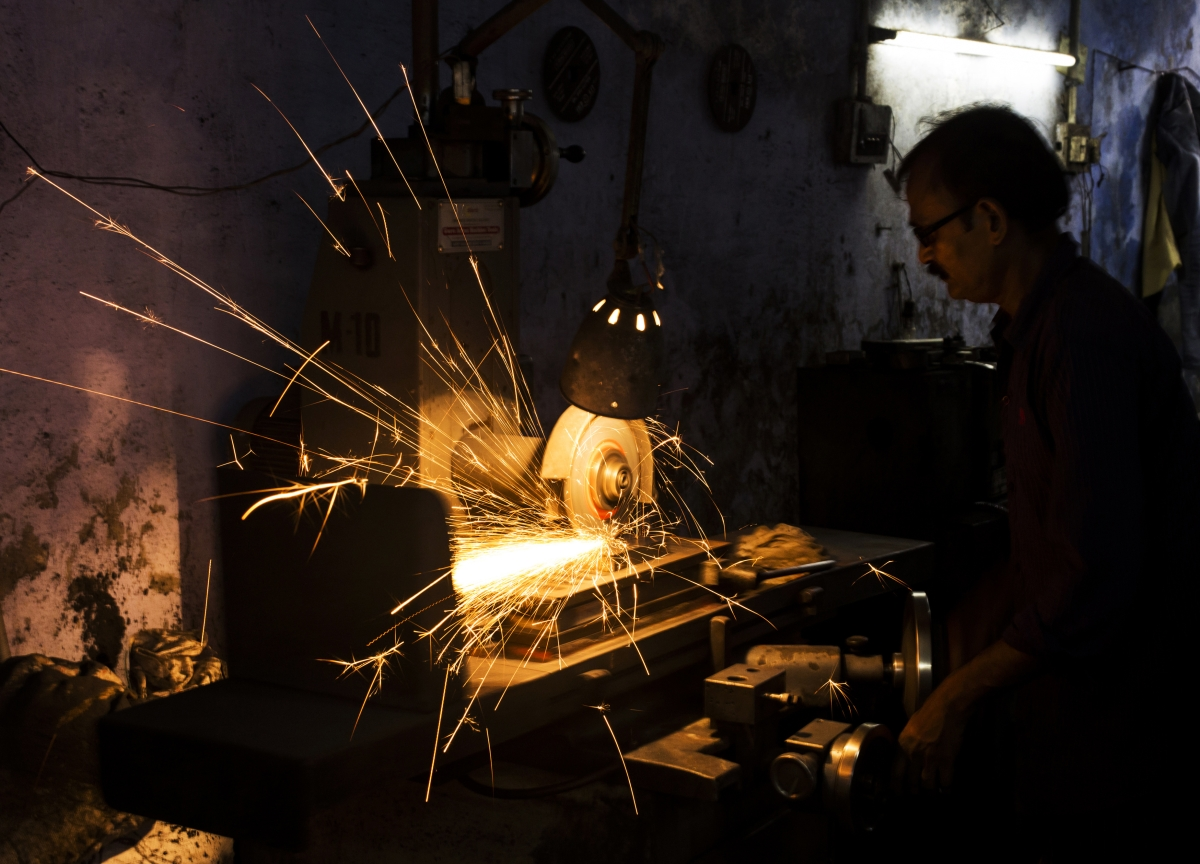India IIP Data: Industrial Production Grows More Than Estimated At 2%