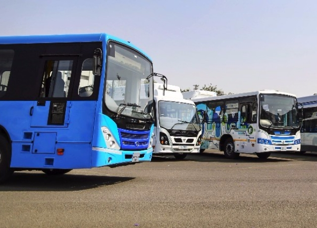 Electric Vehicles Push: India Plans To Buy Electric Buses