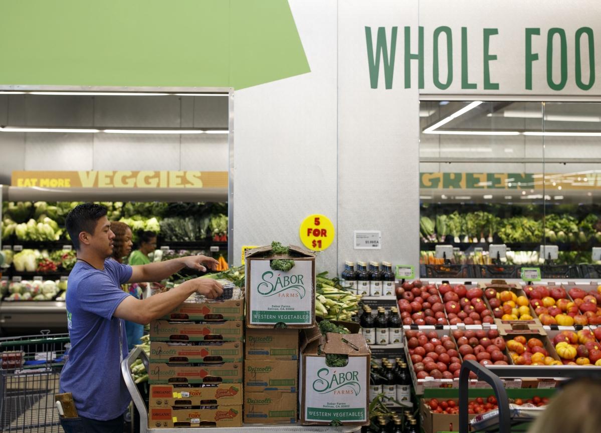 What's So Secret About Whole Foods? Under Amazon, a Lot It Seems