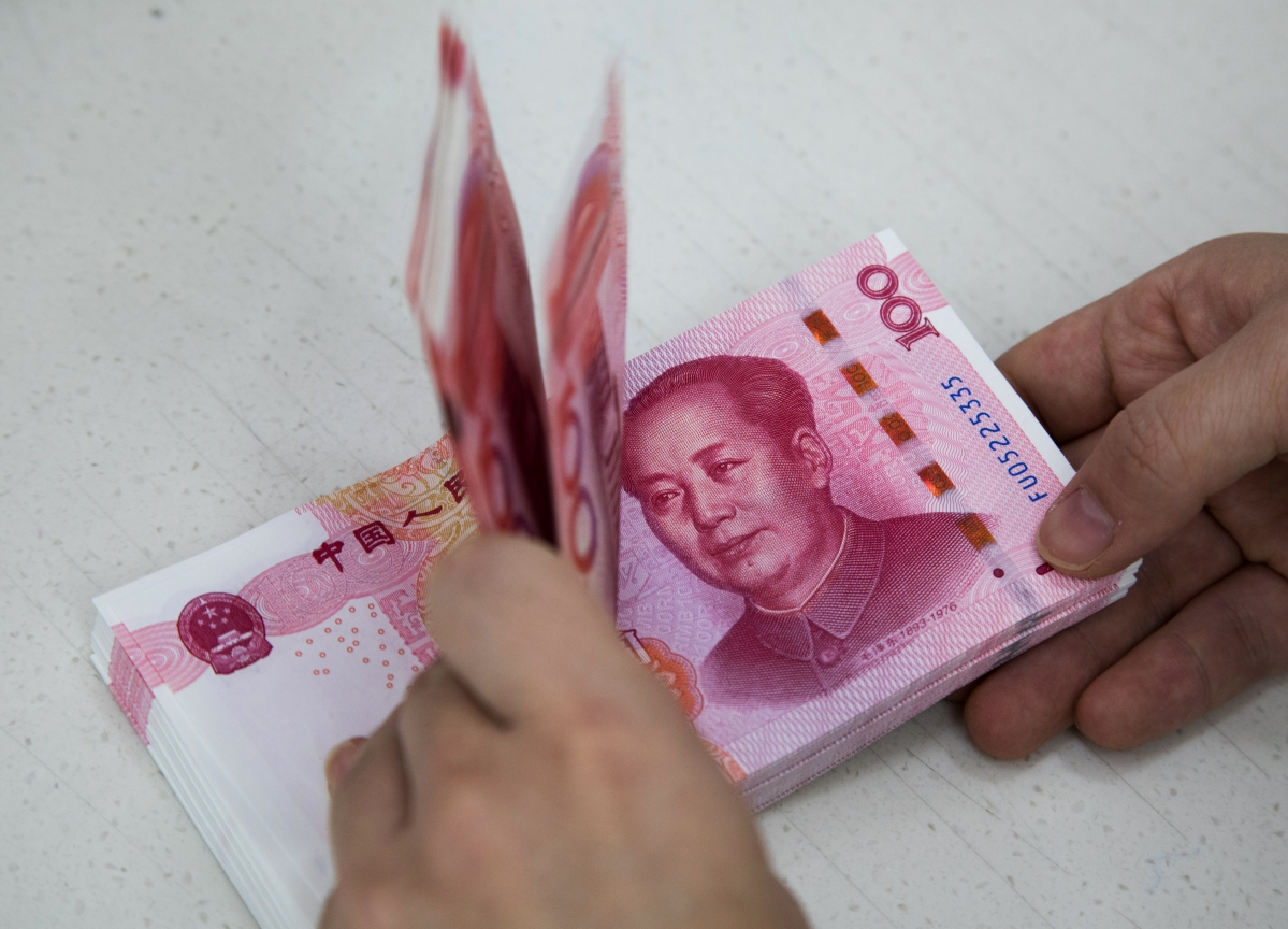 China's Stealth Yuan Devaluation Catching Trump's Attention