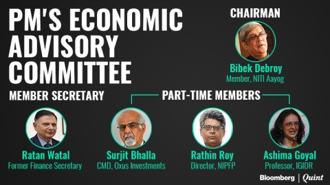 PM Modi's Economic Advisory Panel To Hold First Meeting Today