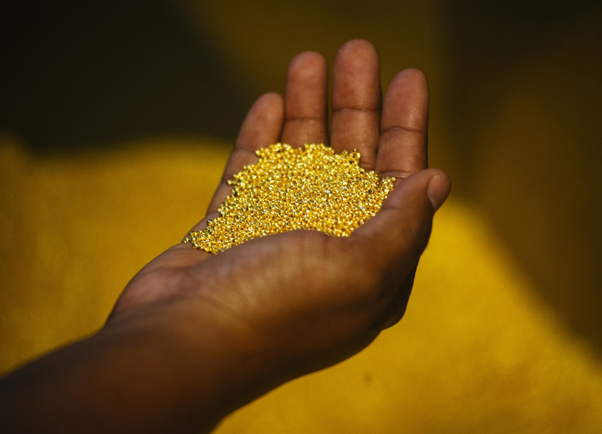 Gold Buying Spree Adds $1.8 Billion to Fortunes of Metal Miners