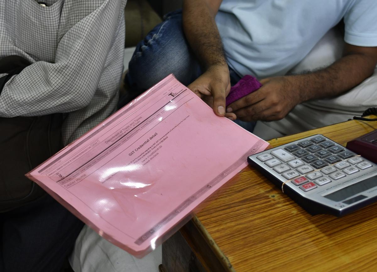 Coronavirus Outbreak: Finance Minister Eases GST Deadlines, Waives Penalties For Small Firms