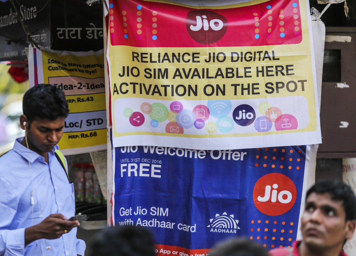 Reliance Jio Tops 4G Download Speed In January, Telecom Regulator Says