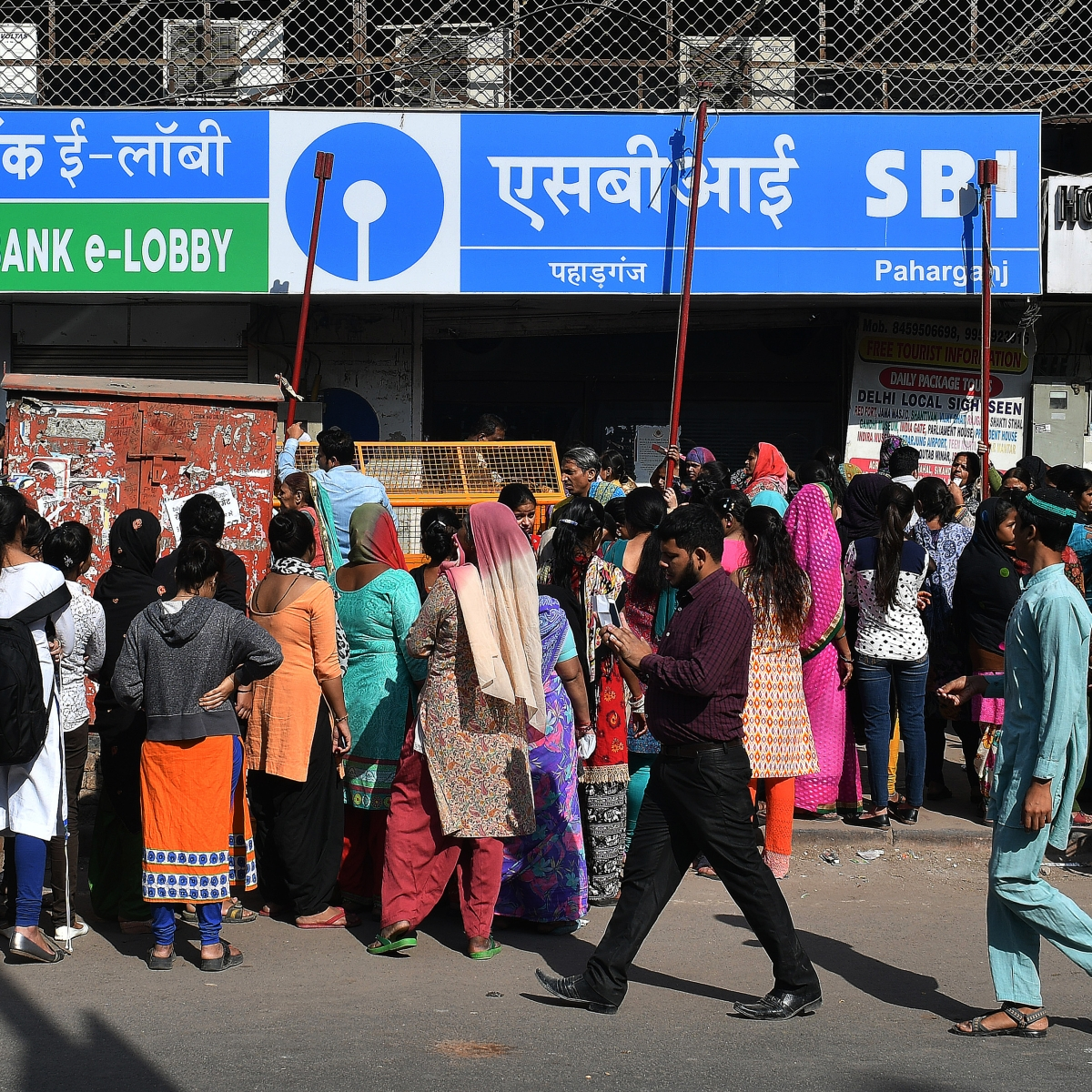 SBI's Large Corporate Borrowers  Line Up For Loan Moratoriums