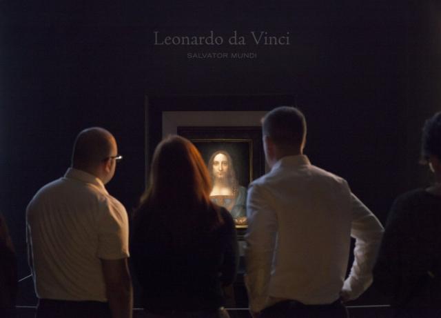 In Search Of Market Signals In The 450 Million Da Vinci