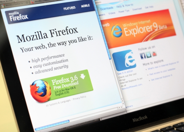 Google Firefox: Google Pays To Put Search Engine Back On