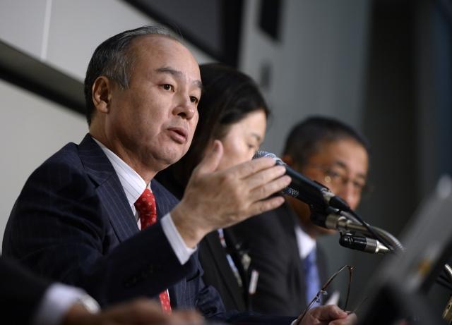 SoftBank's Uber Investment: Masayoshi Son Says SoftBank