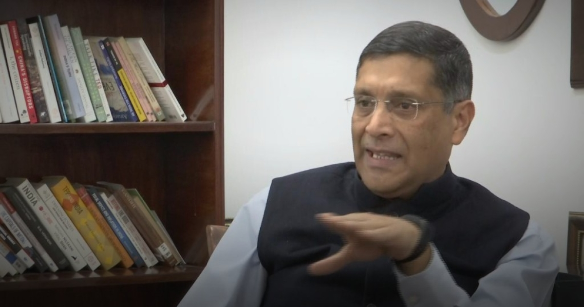Arvind Subramanian's Views On Demonetisation, GDP And More