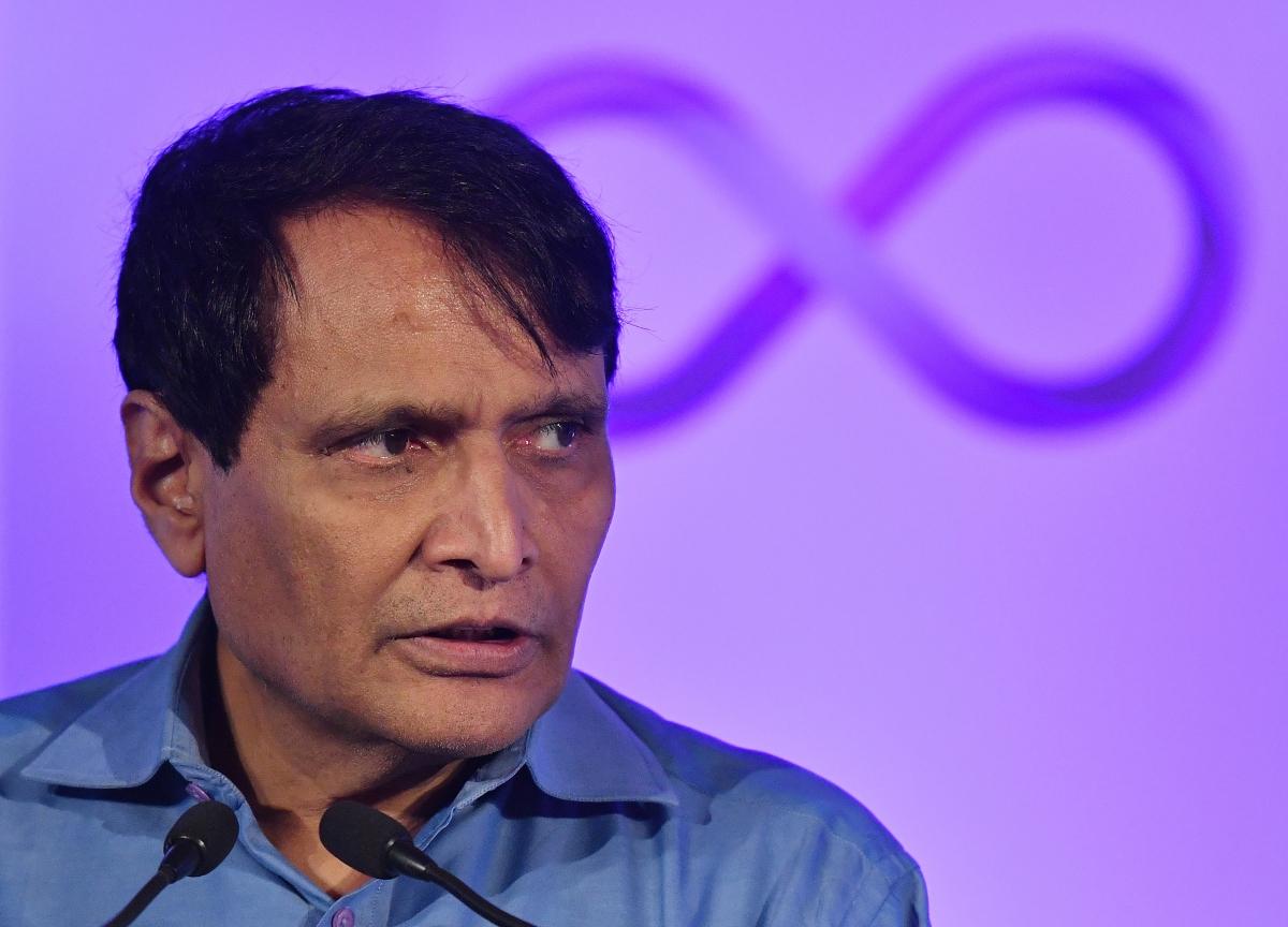 Suresh Prabhu Wants Jet Fuel To Be Brought Under GST