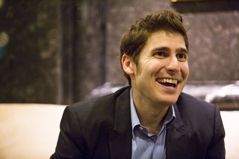 Eduardo Saverin. (Photographer: Nicky Loh/Bloomberg)