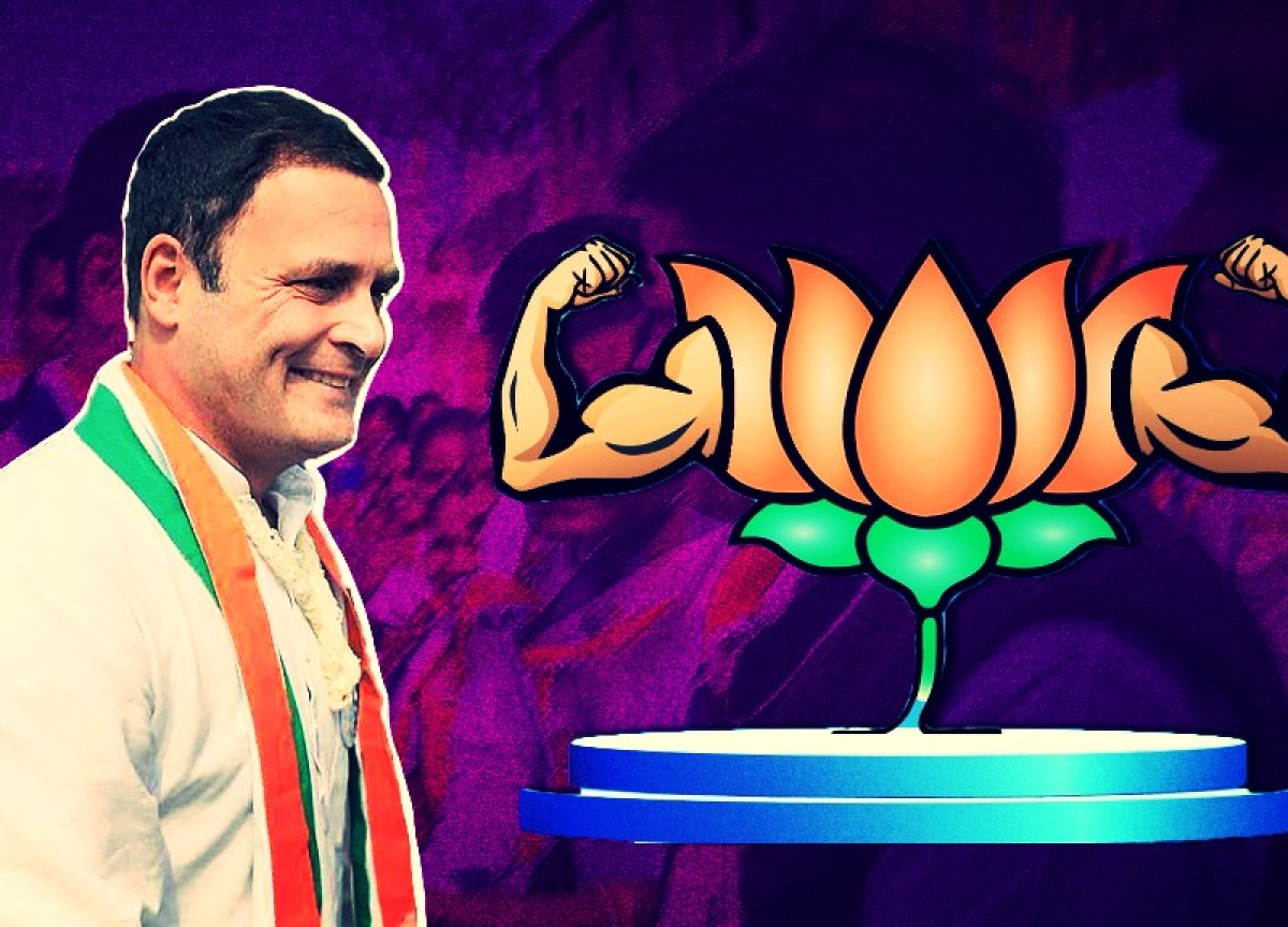 Road Ahead for Rahul: Alliances and Straight Fights in 2018 & 2019