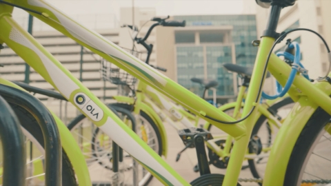 Ola pedal will be extended to tech parks and universities. (Source: Ola )