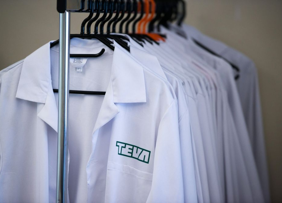 Teva Profit Outlook Edges Up With Cost-Cutting Plan on Track